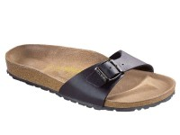 Outlet / Birkenstock Madrid Fekete