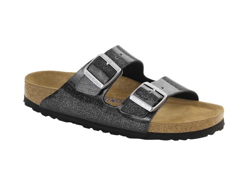 Birkenstock Arizona Magic Galaxy Black Soft talpbetét
