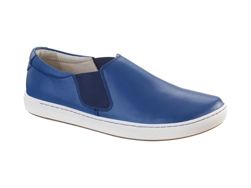 Birkenstock Barrie Blue Bőr