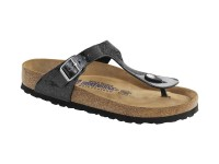 Outlet / Birkenstock Gizeh Magic Galaxy Black Széles talp