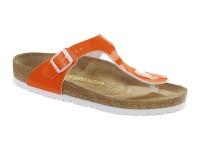 Outlet / Birkenstock Gizeh Neon Orange