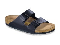 Birkenstock Gizeh Magic Snake Black Széles talp / Birkenstock Arizona Fekete