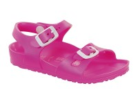 | Gyerek papucsok / Birkenstock Rio EVA pink normál talp