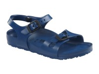 | Gyerek papucsok / Birkenstock Rio-EVA kék-normál talp