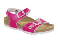 Outlet / Birkenstock Rio Neon Pink