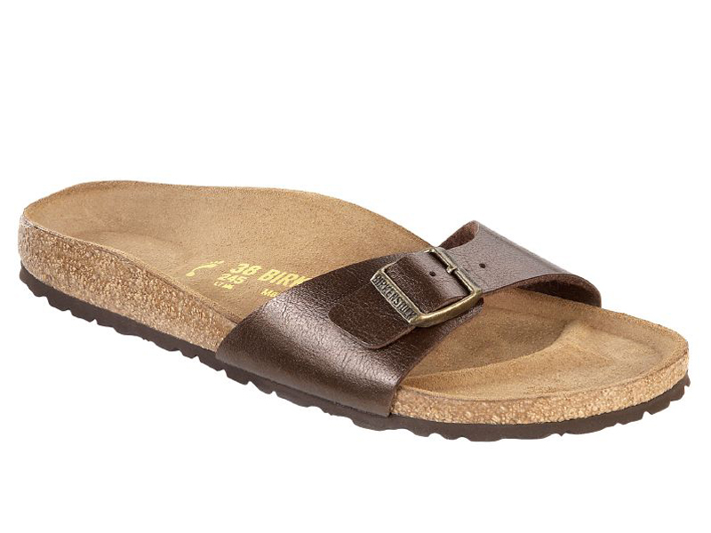 Birkenstock Madrid Toffee