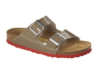 Outlet / Birkenstock Arizona Fossil Lakk