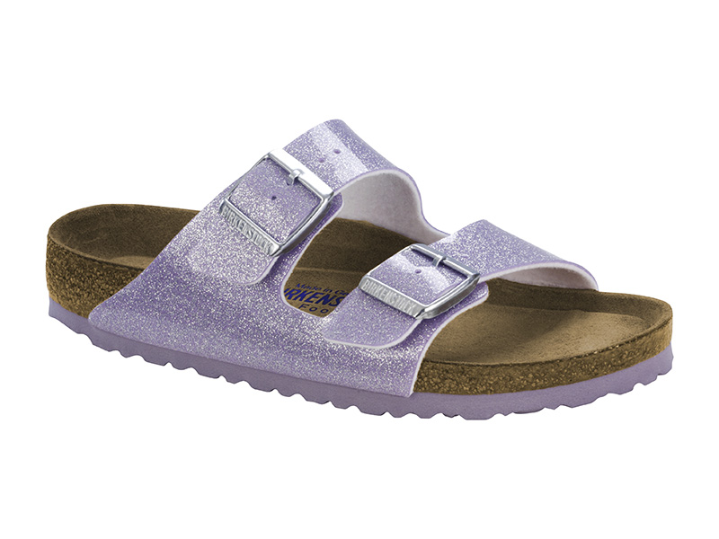 Birkenstock Arizona Magic Lavender Soft
