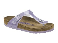 Outlet / Birkenstock Gizeh Magic Galaxy Lavender Széles talp