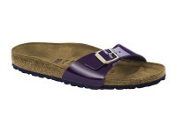 Outlet / Birkenstock Madrid Purple Lakk