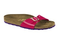 Outlet / Birkenstock Madrid Pink Lakk