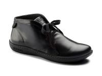 Cipő / Birkenstock Scarba Black Bőr