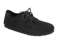   Férfi cipők / Birkenstock Maine F Velur bőr Fekete normál talp