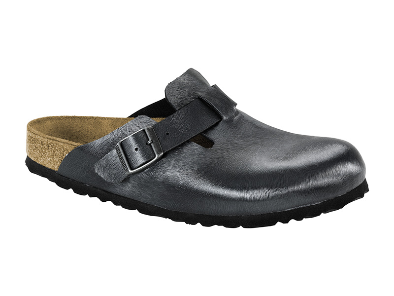 Birkenstock Boston Animal Slate