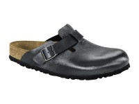 Outlet / Birkenstock Boston Animal Slate