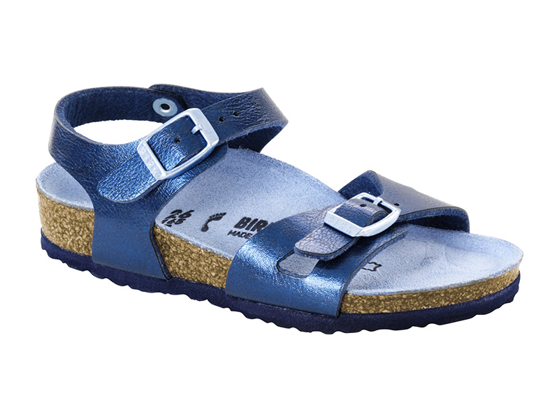 Birkenstock Rio Graceful Sea