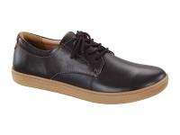 Cipő / Birkenstock Navarino Brown Bőr Széles talp