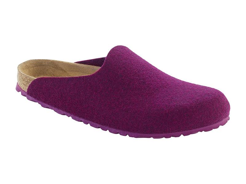 Birkenstock Amsterdam Purple Filc