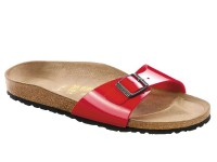 Outlet / Birkenstock Madrid TangoRed Lakk