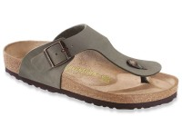 | Lábujjközis papucsok / Birkenstock Ramses- Férfi széles talp