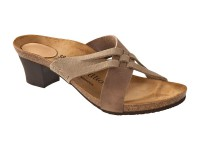 Outlet / Birkenstock Betty Tobacco Bőr