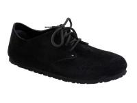 Cipő / Birkenstock Maine Black Velur bőr