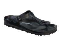 | Lábujjközis papucsok / Birkenstock Gizeh EVA fekete széles talp