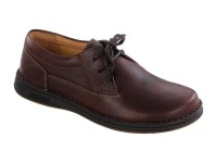   Férfi cipők / Birkenstock 406831 Memphis D.Brown széles talp