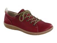 Outlet / Birkenstock Islay Red Bőr