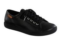 Cipő / Birkenstock Aran Black Bőr