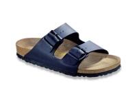 Papucs / Birkenstock Arizona Kék Soft Széles