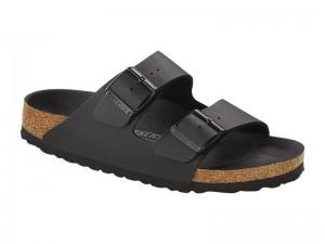 Papucs / Birkenstock papucs Arizona Triples Black
