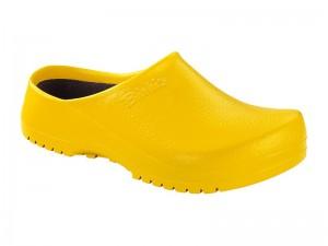 Munkacipő / Birkenstock Super Birki Yellow