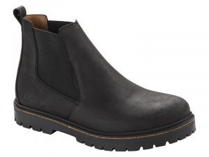 Cipő / Birkenstock cipő Stalon Fekete Bőr Széles