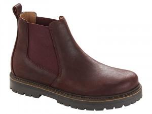 Cipő / Birkenstock cipő Stalon Burgundy Bőr Széles