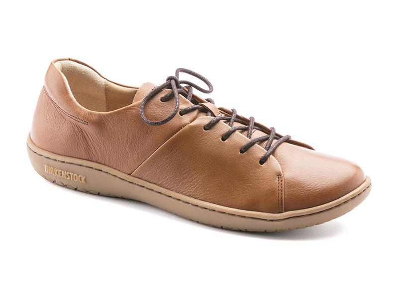 Birkenstock cipő Albany Nuts Bőr