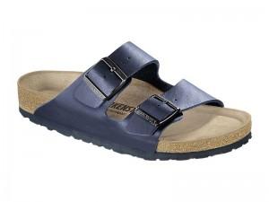 Papucs / Birkenstock papucs Arizona Kék Soft Széles