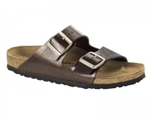 Papucs / Birkenstock Arizona Graceful Toffee