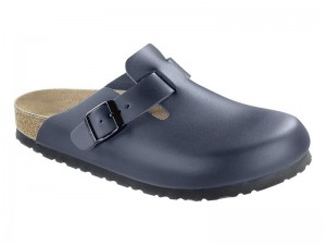 Klumpa / Birkenstock Boston Blue