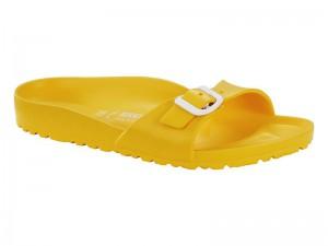 EVA műanyag papucs / Birkenstock Madrid EVA Yellow
