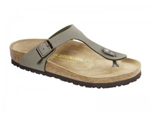 Papucs / Birkenstock Gizeh Stone