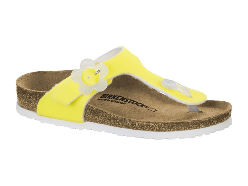 Birkenstock Gizeh Candy yellow