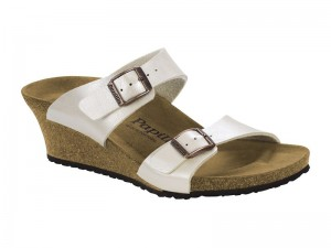 Outlet / Papillio Dorothy Pearl white
