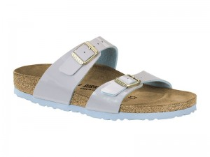 Outlet / Birkenstock Sydney Two Tone Grey