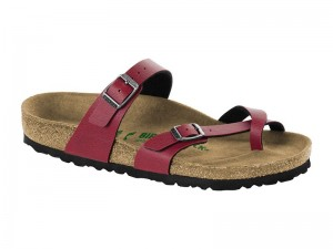 Outlet / Birkenstock Mayari Pull Up Bordeau