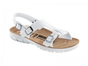 Szandálok / Birkenstock Saragossa Fehér Soft