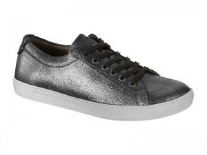 Cipő / Birkenstock Arran Metal Silver széles talp