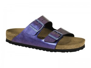 Papucs / Birkenstock Arizona Graceful Violet