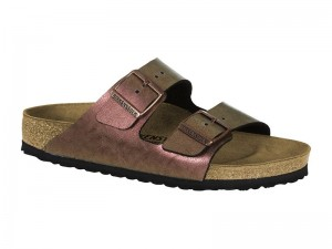 Papucs / Birkenstock Arizona Graceful Gemm Red