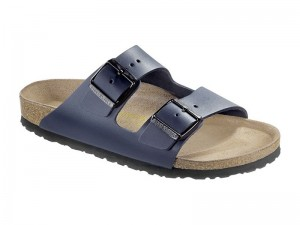 Outlet / Birkenstock Arizona Kék Bőr